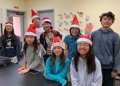 2019年12月4日:アーバイン校 学習発表会